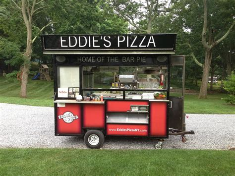 Long Island Kitchen the eddie s pizza truck new yorks best pizza mobile