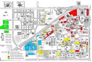tech parking map thursday brings parking challenges news