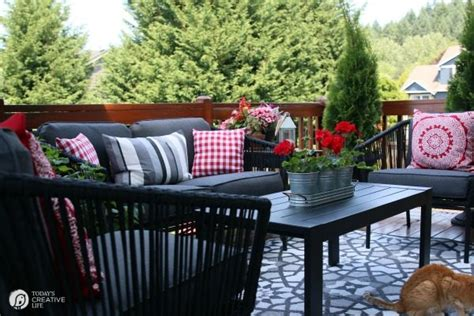 Patio Decorating Ideas by Small Patio Decorating Ideas My Patio Today S Creative