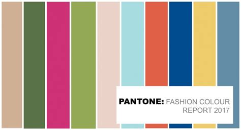 what is the pantone color for 2017 pantone official colours for spring 2017 how to wear