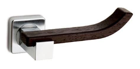 door handle plus up wenghe wood fashion line pasini