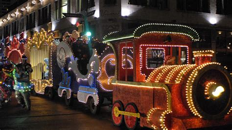 imagenes de navidad usa los 10 mejores desfiles de navidad en estados unidos