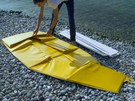 folding rowboat swissmiss portable rowboat