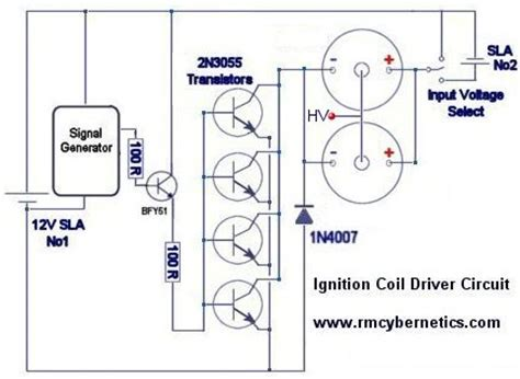 diy mini tesla coil rmcybernetics