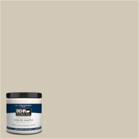 behr premium plus 8 oz 750c 3 sandstone cliff interior exterior paint sle 750c 3pp the