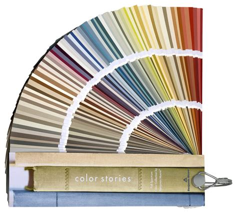 benjamin color stories fan deck contemporary paint and wall covering supplies by