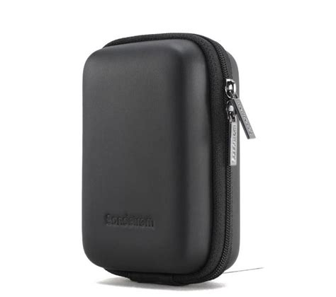buy sandstrom hard shell camera case black free