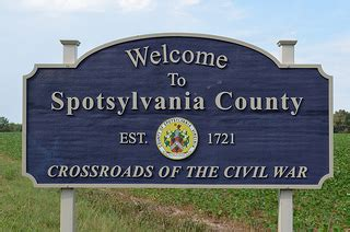 Spotsylvania County Records Spotsylvania County Virginia
