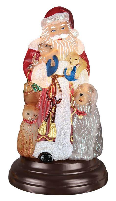 Christmas Night Lights Traditions World Santa Lights
