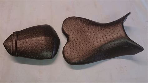 Cbr 650 Motorcycle Seat Upholstery Grateful Threads