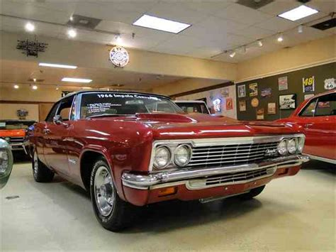 pictures of 66 impala 1966 chevrolet impala for sale on classiccars