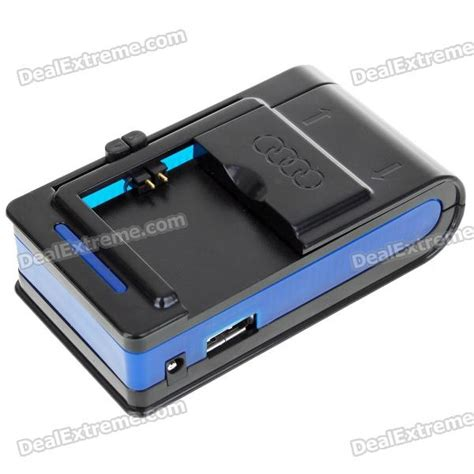 universal cell phone lithium battery charger usb