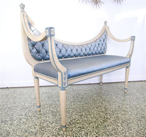 Settee Bench For Sale Regency Settee Bench For Sale At 1stdibs