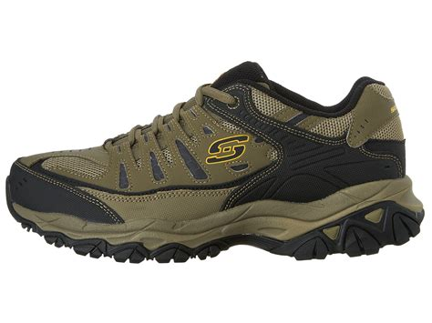 Skechers Fit by Skechers Afterburn M Fit Zappos Free Shipping Both Ways