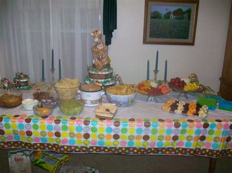 Jungle Theme Baby Shower Food by Real Jungle Baby Shower See The Photos And Read The Story