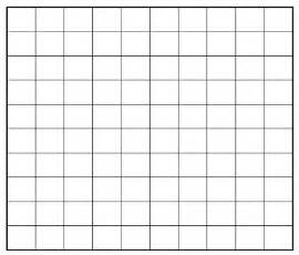 blank hundred square
