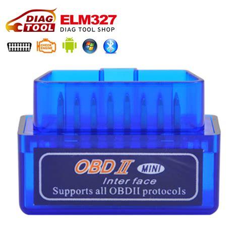 Bluetooth Car Diagnostic Obd2 V2 1 Elm327 only 10days sale mini v2 1 elm327 obd2 bluetooth auto