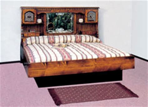 how i convert my waterbed to a regular bed