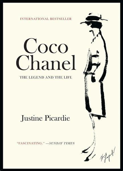 coco chanel biography free ebook coco chanel the legend and the life by justine picardie