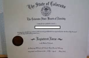 tattoo license texas what does the rn certificate and lisence look like