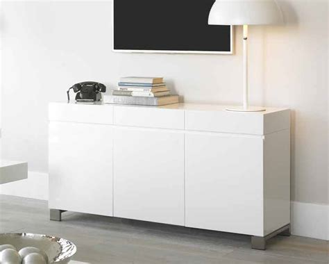 white high gloss buffet sideboards astounding cheap white high gloss sideboard