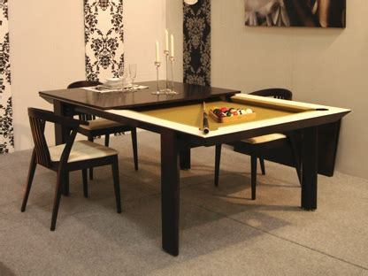 convertible pool dining table and random