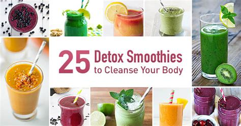 25 Detox Smoothies by 25 Detox Smoothies Phoebe S Food