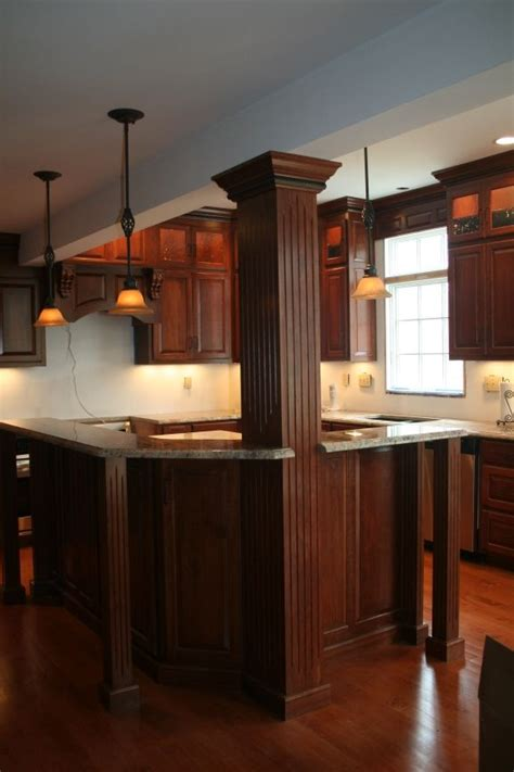 kitchen islands with posts 69 best kitchen needs support images on pinterest