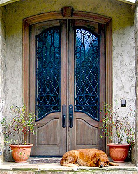 Old World Doors Mediterranean Front Doors Other World Front Doors
