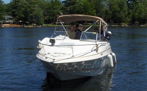 larson boats for sale in ontario 2004 larson 220 cabrio cuddy cabin boat for sale in the