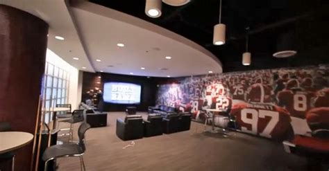 Nfl Players Cribs by Of Alabama S 9m Facility Is Like Something Out