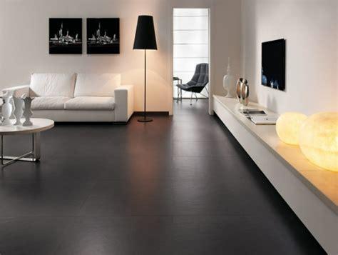 modern floor tiles design for living room black tile flooring modern living room modern house