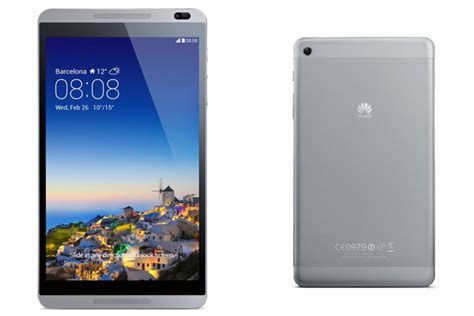 Tablet Huawei Mediapad M1 huawei mediapad x1 m1 specs and release date now