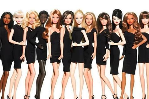 why do we use color brown in 2015 color trends not sold in stores why can t we buy a black ceo barbie