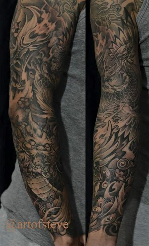koi tiger tattoo 388 best images about asian black and grey tattoos on