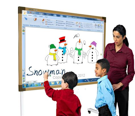 new year interactive whiteboard multi pen electromagnetic interactive whiteboard id