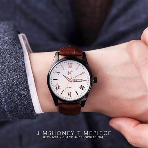jual jam tangan pria jims honey   kota