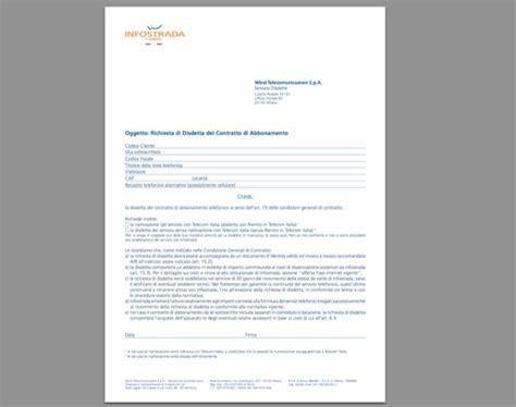 ufficio abbonamenti telefono disdetta wind infostrada salvatore aranzulla