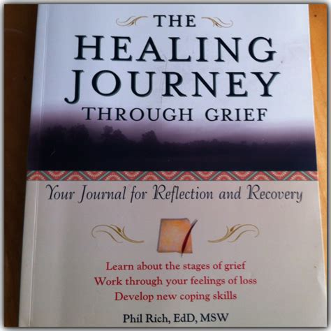 recovering the self a journal of and healing vol vi no 2 family books grief journal finding the best grief journal