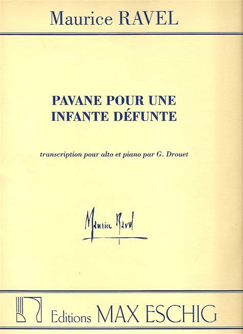 0001151967 pavane pour une infante defunte pavane pour une infante defunte