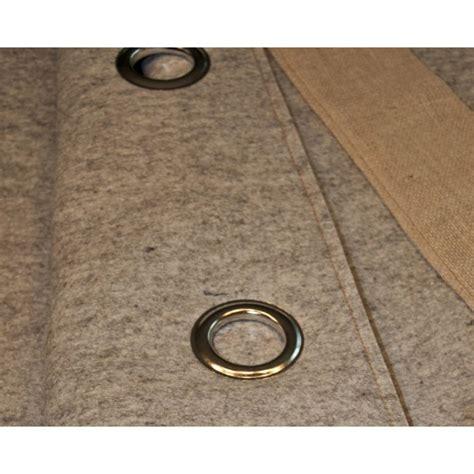 thermovorhang filz thermovorh 228 nge w 228 rmeschutz f 252 r t 252 ren und fenster