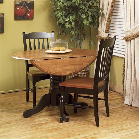 Value City Furniture East Brunswick Nj by Aamerica Isles Dropleaf Table And Chairs Value City Furniture Dining 3 Sets