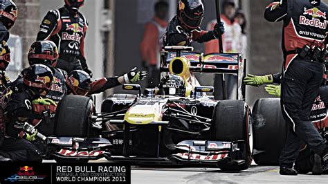 red bull formula  gp team champions  pit stop  hd formula  red bull