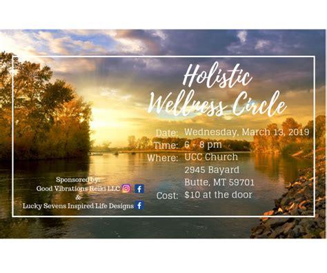holistic wellness circle  butte montana united
