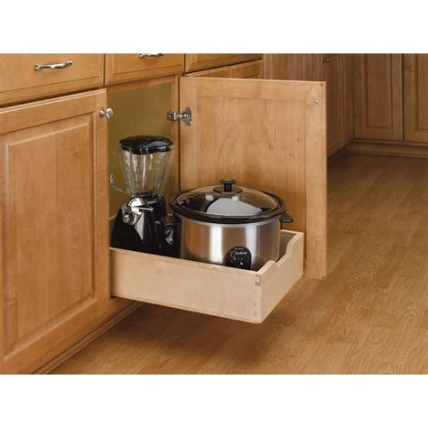 rev a shelf base cabinet pullout rev a shelf 30 in h x 6 in w x 23 in d pull out between