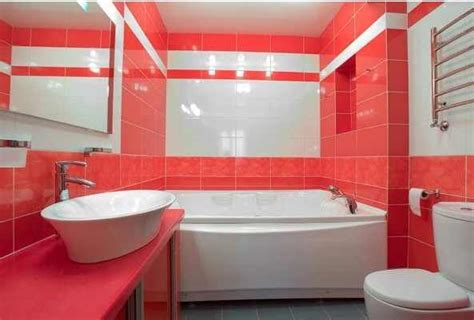 red and white tiles for bathroom luxury bathroom tile patterns and design colors of 2015