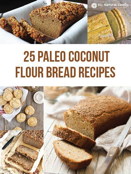 Bread Machine Coconut Bread 25 Of The Best Paleo Coconut Flour Bread Recipes Page