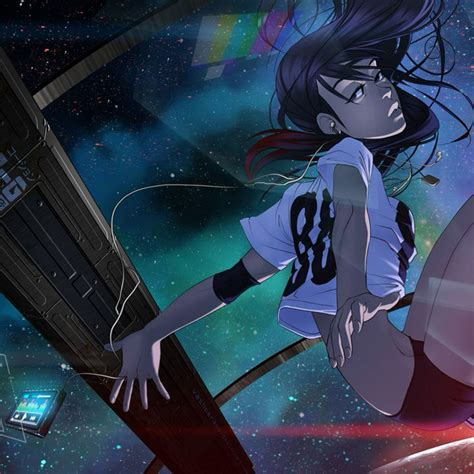 anime girl wallpaper space 8tracks radio 23 10 songs free and music playlist