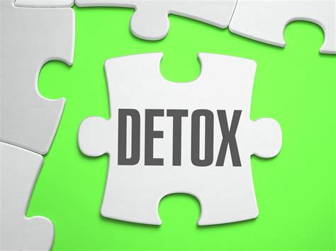 Detox Medications by Versus Detox What Are The Differences