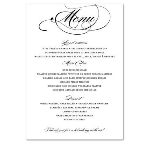Wedding Anniversary Menu Ideas by